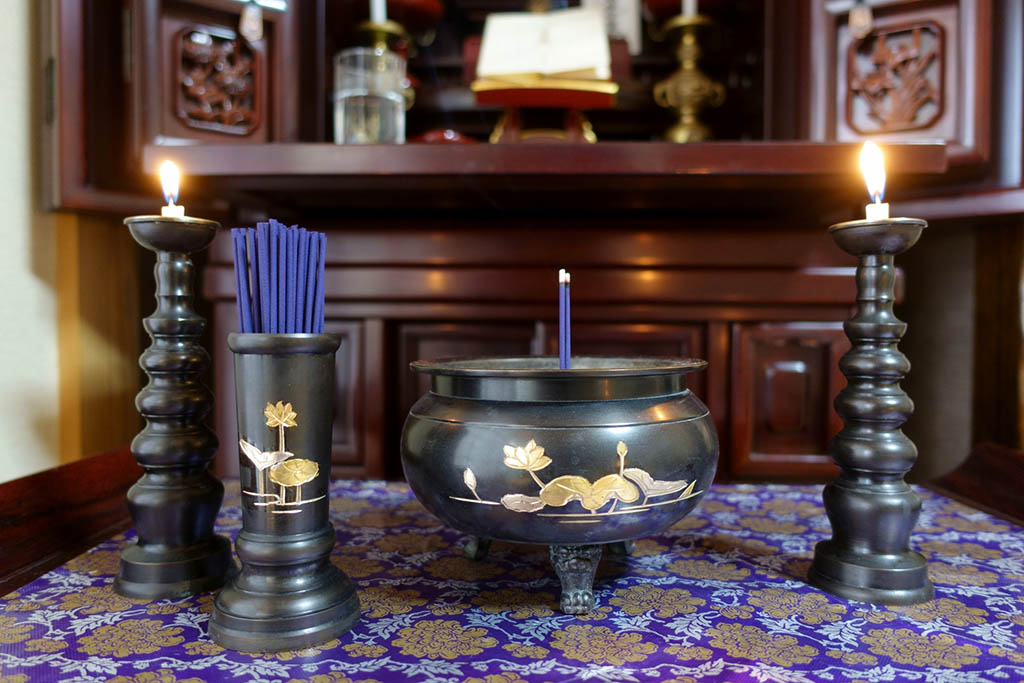 新しい仏壇はどこに置くべき?